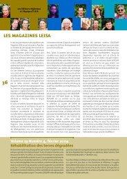 Volume 19, n°2 - IED afrique