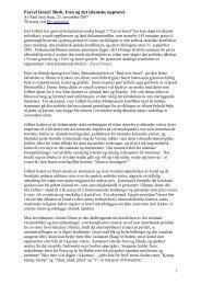 Farvel Israel: Bush, Iran og det islamske opprøret - Lyd i Natten