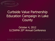 Curbside Value Partnership SWALCO W Willis.pdf - Illinois Counties ...