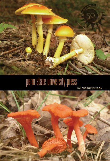 penn state university press - Pennsylvania State University Press