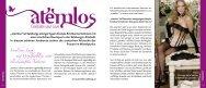 """atemlos atemlos """"atemlos"""" ist Salzburgs einzigartiges Lifestyle ..."""