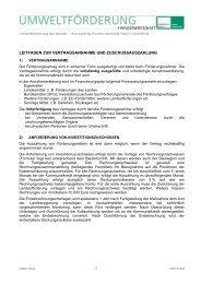 Mustervertrag - Kommunalkredit Public Consulting