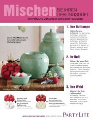 12-11352-FH12_Invent your scent GER.indd - PartyLite