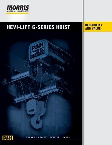 HEVI-LIFT G-SERIES HOIST - CraneWerks.com