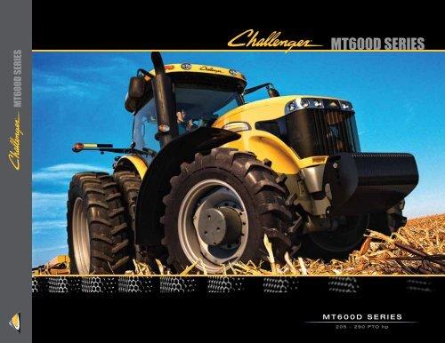 MT600D Brochure - Challenger