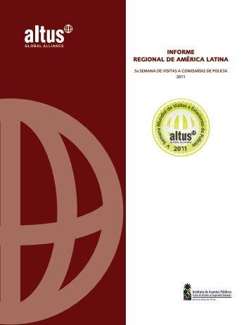 2011 - Centro de Estudios en Seguridad Ciudadana - Universidad ...