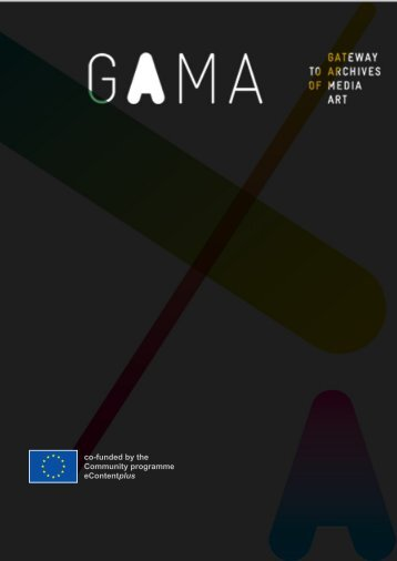 Brochure - Atelier für Zeitmedien - Hochschule für Künste Bremen