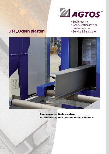 """Der """"Ocean Blaster"""""""