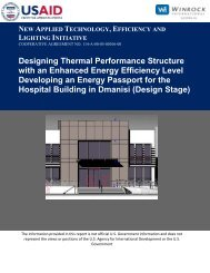 Designing Thermal Performance Structure with an ... - Tkibuli Tea