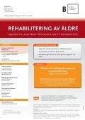 rehabilitering av äldre - Conductive - Page 6