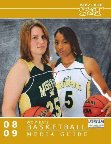 2008-09 - Missouri S&T Athletics