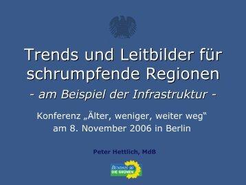 Peter Hettlich, MdB - Nachhaltigkeits-Check