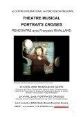 theatre musical portraits croises - Page 3