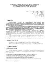 Composição florística do estrato arbóreo de ... - Instituto Florestal