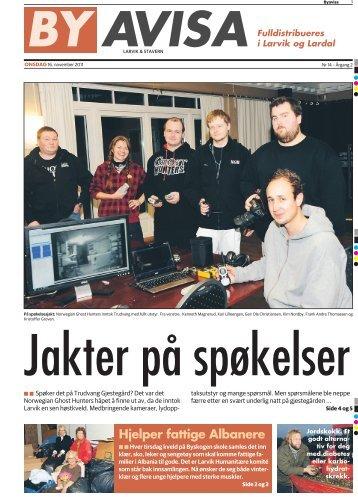 NÅ - Byavisa Larvik & Stavern