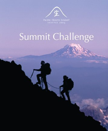 2005 Summit Challenge - Pacific Health Summit