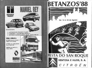 STA DO SAN ROS' - Hemeroteca Virtual de Betanzos