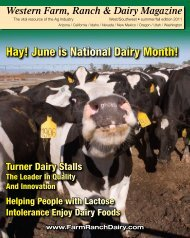 Hay! June is National Dairy Month! - Ritz Family Publishing, Inc.