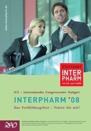 Interpharm '08 - Kohl Pharma