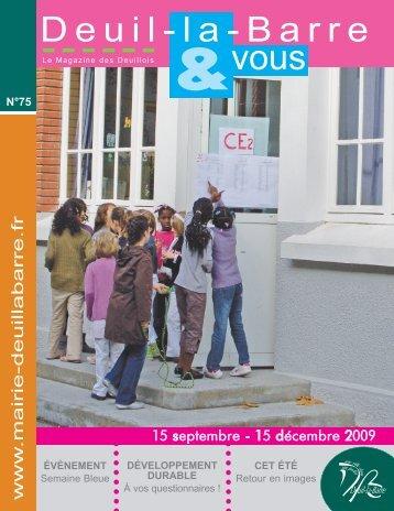 Vous - Deuil-la-Barre