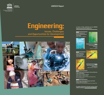 Engineering: issues, challenges and opportunities for development ...