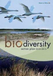 Bord na Mona Biodiversity Action Plan 2010-2015 - National ...