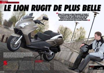 Voir le PDF - Peugeot Scooters