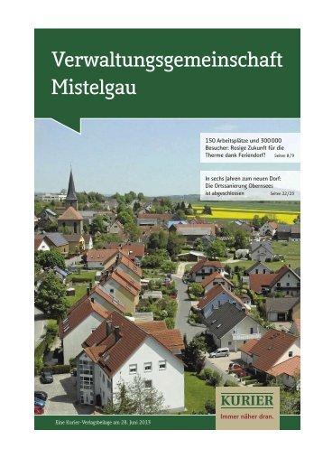 Verwaltungsgemeinschaft Mistelgau - Verlagsbeilagen des ...