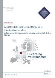 Praxisbericht 28 - ERCIS