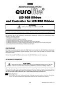 LED RGB Ribbon Controller for LED RGB Ribbon - Page 3