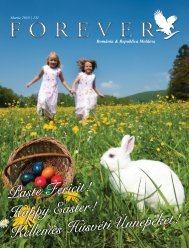Martie 2010 - Forever Living Products
