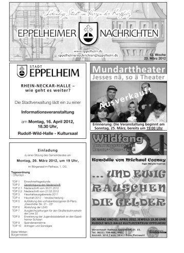 Ausverkauft - Eppelheim
