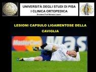 8 Traumi Distorsivi TT .pdf - Azienda USL 5 Pisa