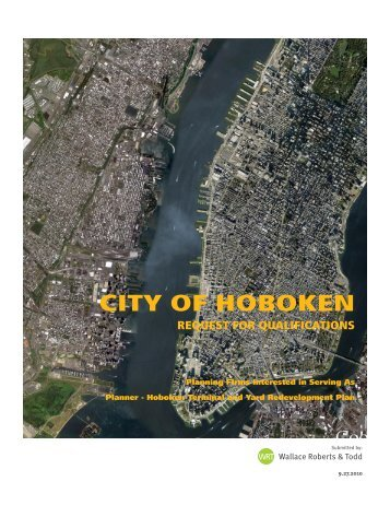 CITY OF HOBOKEN - Hoboken NJ