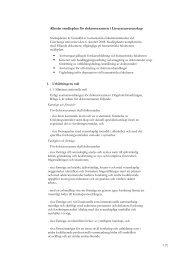Allmän studieplan för doktorsexamen i Litteraturvetenskap