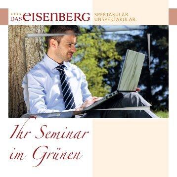 Seminarfolder - Das Eisenberg