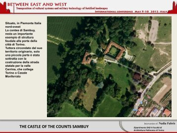 the castle of the counts sambuy