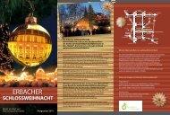 schlossweihnacht - LOOK & BOOK
