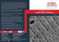 Durey Castings Catalogue