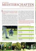 Übung macht den Meister früh übt sich schön ... - Golfclub Konstanz - Page 4