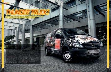 Thunder Truck! - VIBE Audio