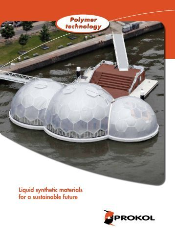 Liquid synthetic materials for a sustainable future - Prokol.nl