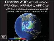Precision WRF: WRF-Hurricane, - Revista de Ingeniería
