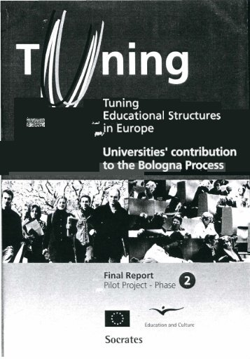 Universities' contribution to the Bologna Process - Higher Education ...