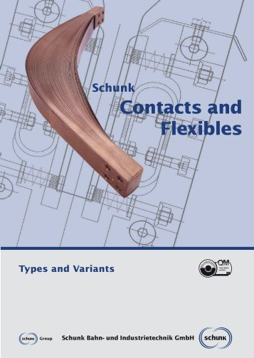 Schunk Contacts and Flexibles