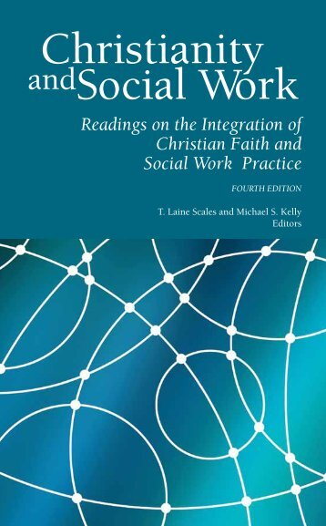 Book Cover - North American Association of Christians in Social Work