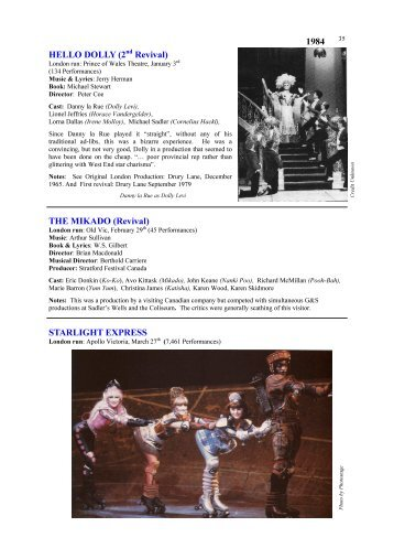 London Musicals 1980-1984.pub - Over The Footlights