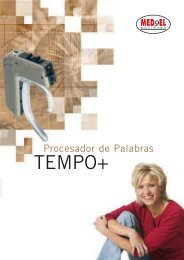 TEMPO+ - Med-El