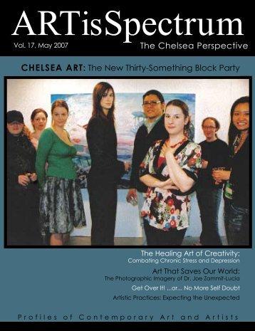 CHELSEA ART: The New Thirty-Something Block ... - ARTisSpectrum