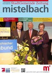 Gemeindezeitung 2012/2 - Mistelbach